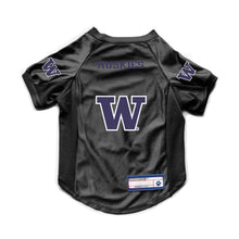 Load image into Gallery viewer, University of Washington Pet Stretch Jersey
