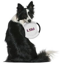 Load image into Gallery viewer, Louisiana State University Team Flying Disc Pet Toy