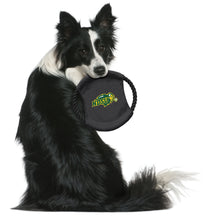 Load image into Gallery viewer, North Dakota State University Team Flying Disc Pet Toy