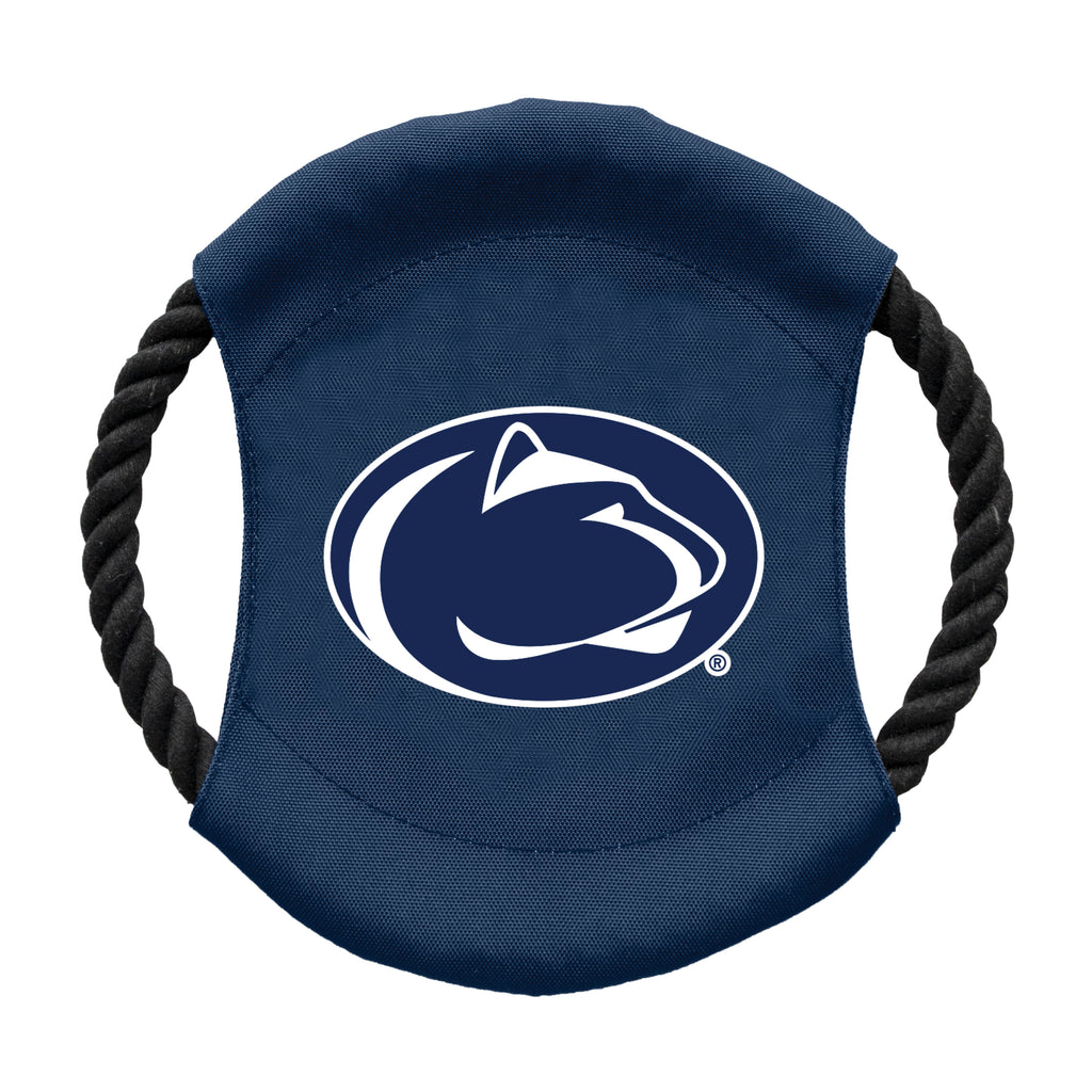 Pennsylvania State University Team Flying Disc Pet Toy