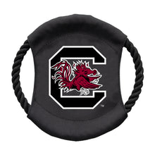 Load image into Gallery viewer, University of South Carolina Team Flying Disc Pet Toy