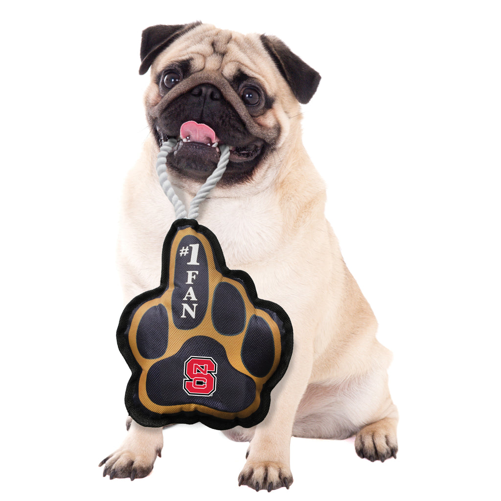 North Carolina State Super Fan Pet Toy