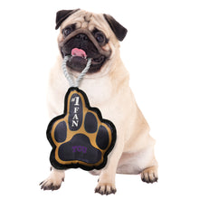 Load image into Gallery viewer, Texas Christian University Super Fan Pet Toy