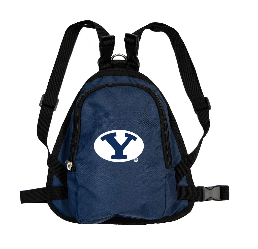 Brigham Young University Pet Mini Backpack