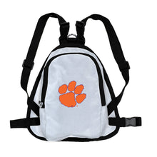 Load image into Gallery viewer, Clemson University Pet Mini Backpack