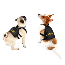 Load image into Gallery viewer, Louisiana State University Pet Mini Backpack