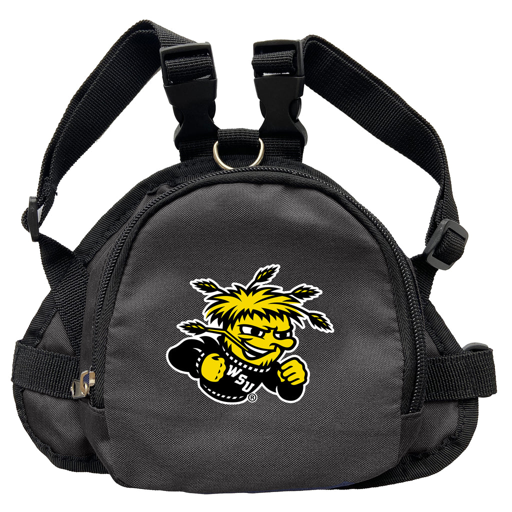 Wichita State University Pet Mini Backpack