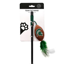 Load image into Gallery viewer, Michigan State University Cat Wand