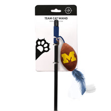 Load image into Gallery viewer, University of Michigan Cat Wand