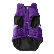 Load image into Gallery viewer, Kansas State University Pet Puffer Vest