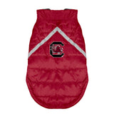 University of South Carolina Pet Puffer Vest