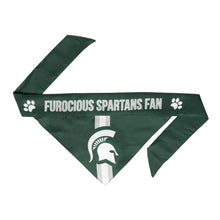 Load image into Gallery viewer, Michigan State University Pet Bandana