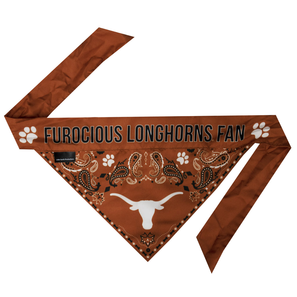 University of Texas Pet Bandana
