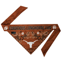 Load image into Gallery viewer, University of Texas Pet Bandana