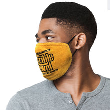 Load image into Gallery viewer, Pittsburgh Steelers Terrible Towel Face Mask