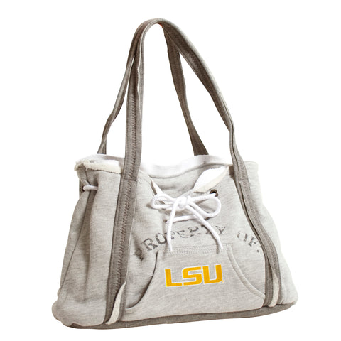 Louisiana State Fightin Tigers Hoodie Purse