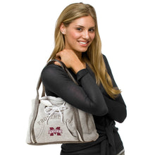 Load image into Gallery viewer, Mississippi State University Hoodie Purse