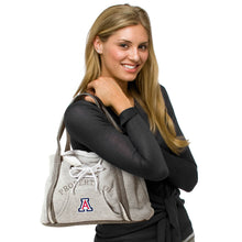 Load image into Gallery viewer, University of Arizona Hoodie Purse