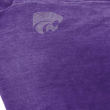 Load image into Gallery viewer, Kansas State University Crystal Knit Poncho
