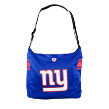 Load image into Gallery viewer, New York Giants Team Jersey Tote