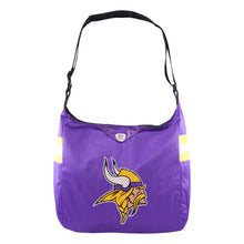 Load image into Gallery viewer, Minnesota Vikings Team Jersey Tote