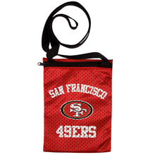 Load image into Gallery viewer, San Francisco 49ers Game Day Pouch