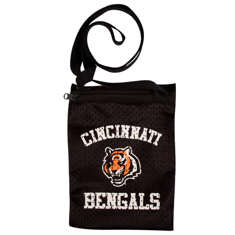 Cincinnati Bengals Game Day Pouch