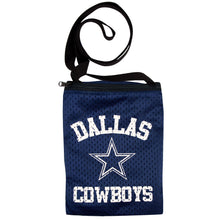 Load image into Gallery viewer, Dallas Cowboys Game Day Pouch