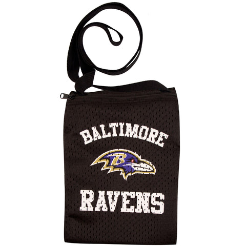 Baltimore Ravens Game Day Pouch
