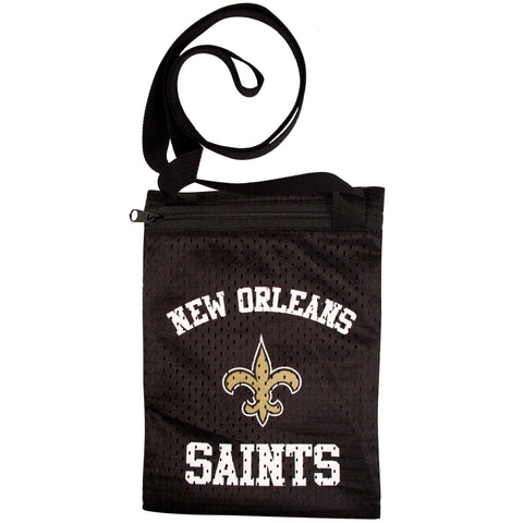 New Orleans Saints Game Day Pouch