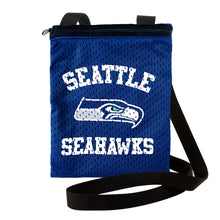 Load image into Gallery viewer, Seattle Seahawks Game Day Pouch