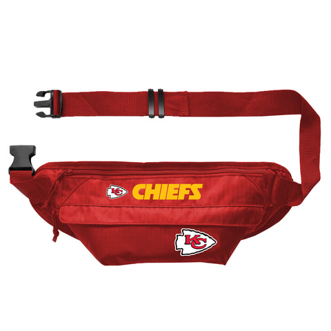 Kansas City Chiefs Large Fanny Pack