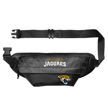 Load image into Gallery viewer, Jacksonville Jaguars Large Fanny Pack