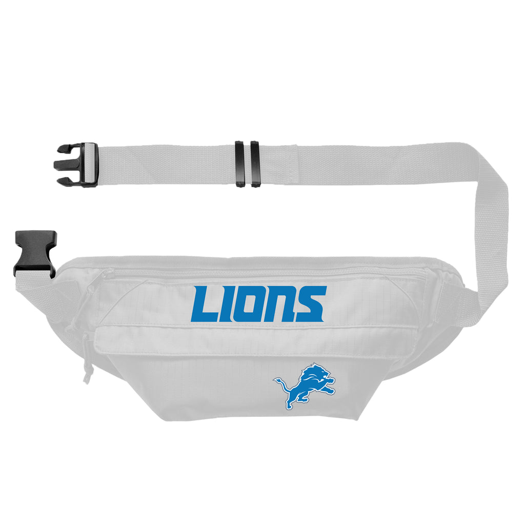 Detroit Lions Large Fanny Pack