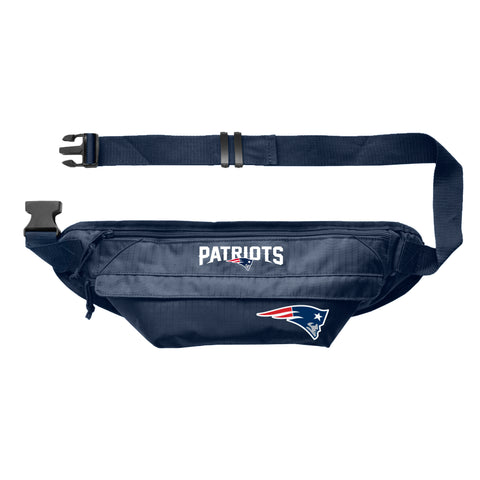 New England Patriots Large Fanny Pack