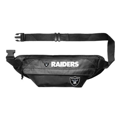 Oakland Raiders Large Fanny Pack