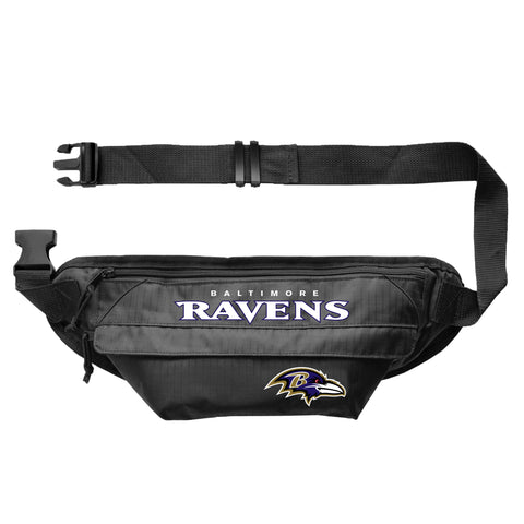 Baltimore Ravens Large Fanny Pack