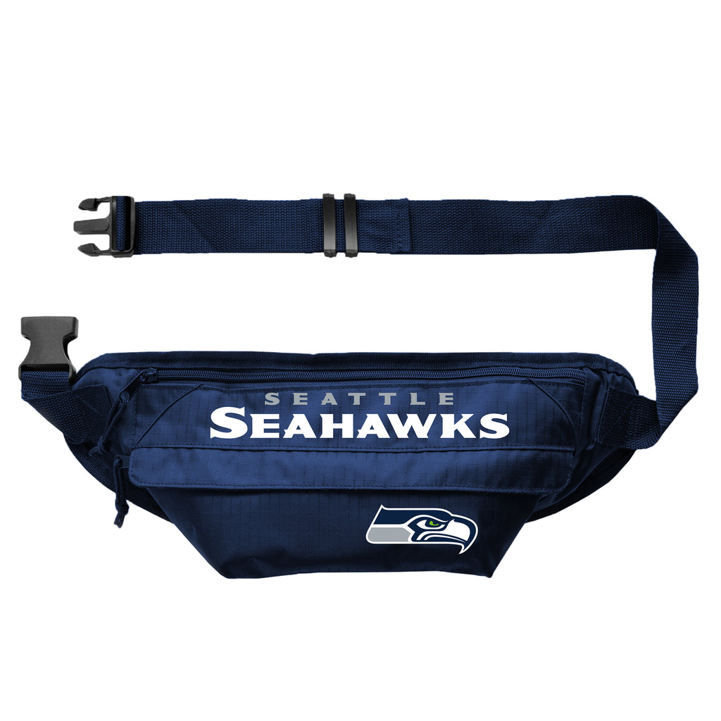 Seattle Seahawks Large Fanny Pack