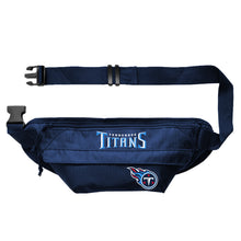 Load image into Gallery viewer, Tennessee Titans Large Fanny Pack