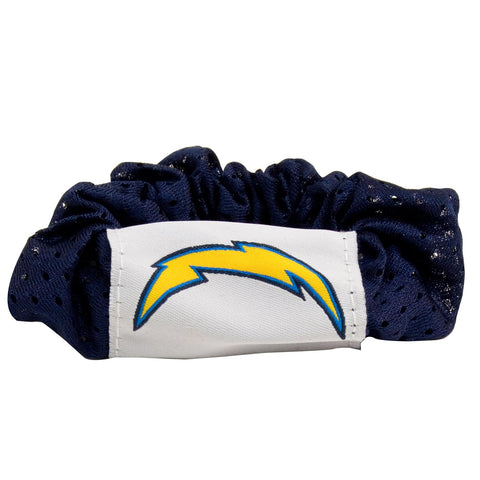 San Diego Chargers Hair Twist