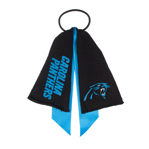 Carolina Panthers Ponytail Holder