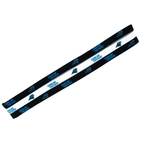 Carolina Panthers Elastic Headband