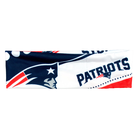 New England Patriots Stretch Headband