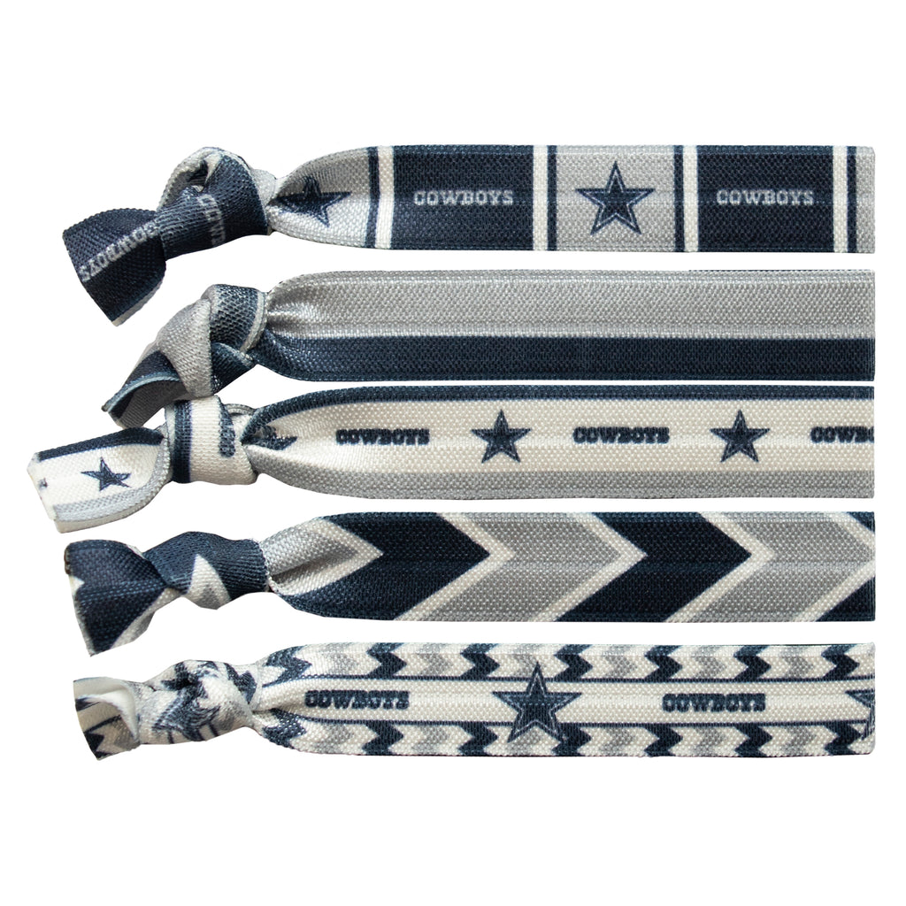 Dallas Cowboys Knotted Hair Tie