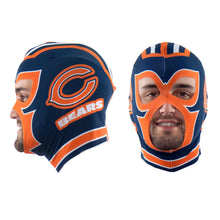 Load image into Gallery viewer, Chicago Bears Fan Mask