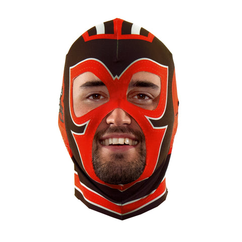Cleveland Browns Fan Mask