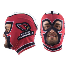 Load image into Gallery viewer, Arizona Cardinals Fan Mask