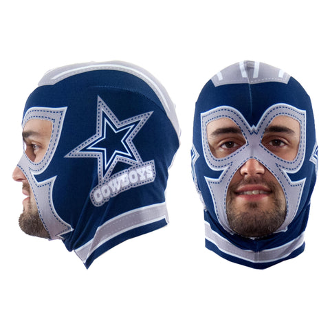 Dallas Cowboys Fan Mask