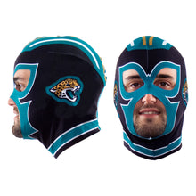 Load image into Gallery viewer, Jacksonville Jaguars Fan Mask