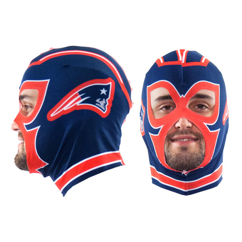 New England Patriots Fan Mask